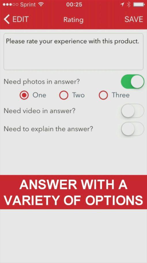 iphone ios app preview portrait
